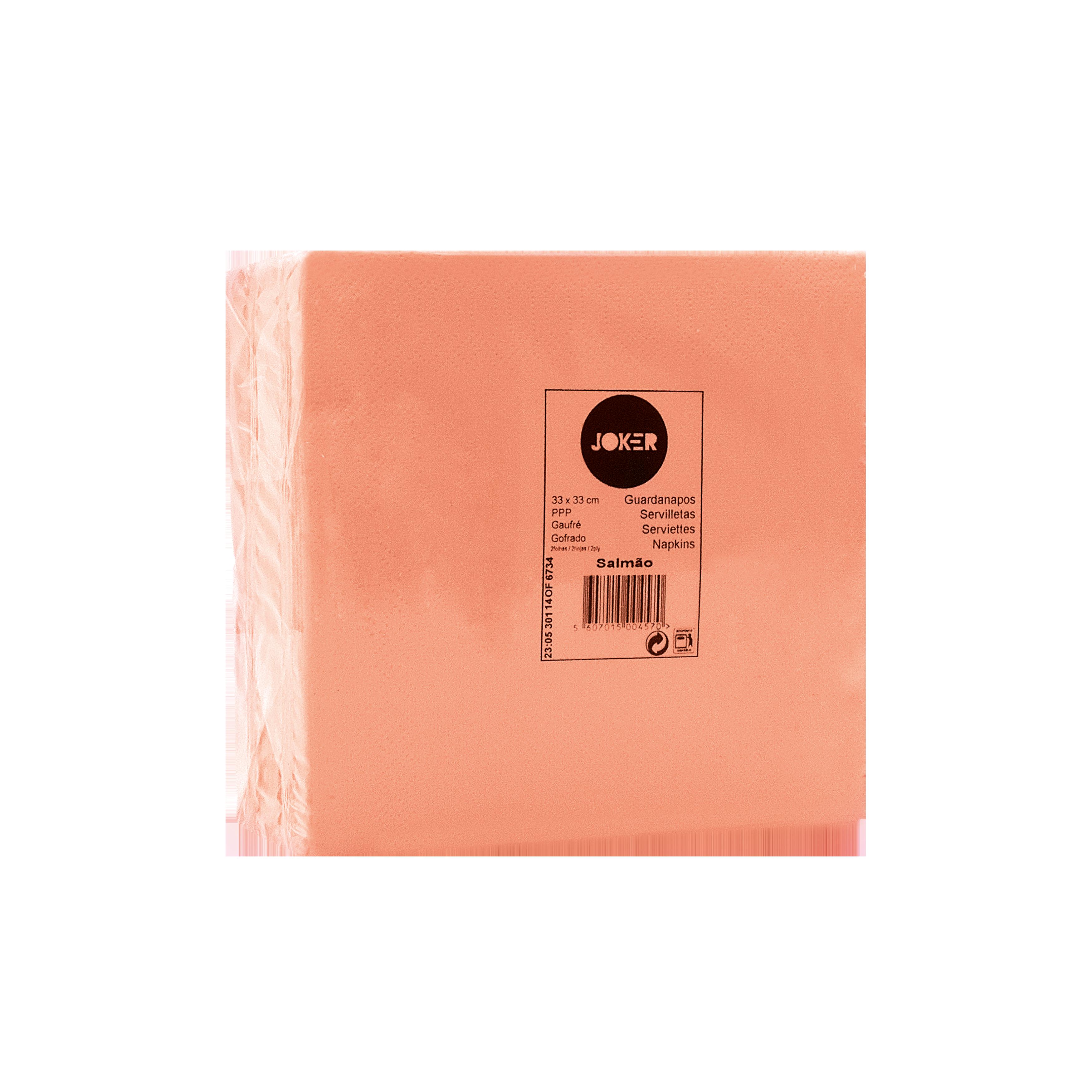 Servilleta 33×33 PPP Colorida