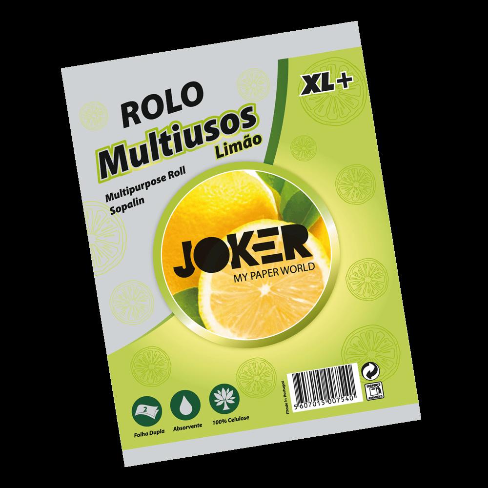 Rolo Multiusos XL+ Limão
