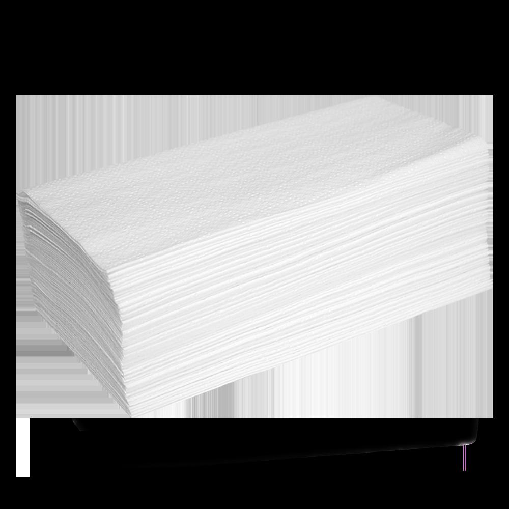 Toalha de Mão Folha-a-Folha Natural