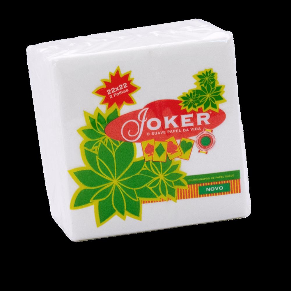 Joker Vermelho 22X22